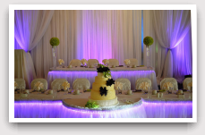 Head Table Wedding Venue
