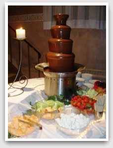 Catering Chocolate Fountain
