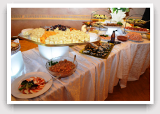 Antipasto Wedding Toronto